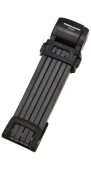 Trelock FS 300 TRIGO L slot 100 cm zwart